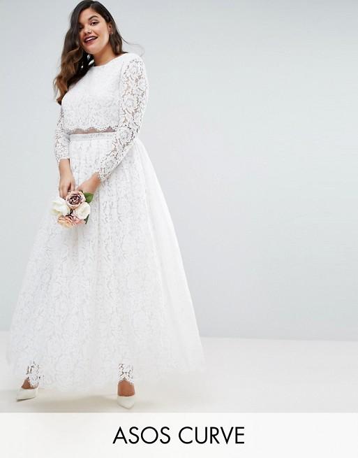 ce2df0246c1f Asos Curve Bridal - 15 abiti da sposa sotto i 200 euro