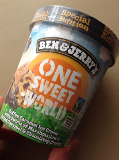 ben and jerrys one sweet world