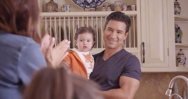 Watch Heartwarming Video Of Lopez And His Family Mario Michael Lopez