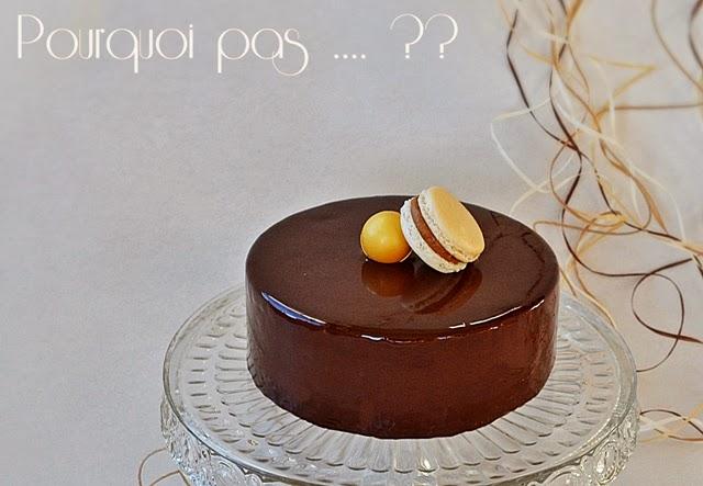 Pourquoi Pas Gateau Chocolat Noir Speculoos