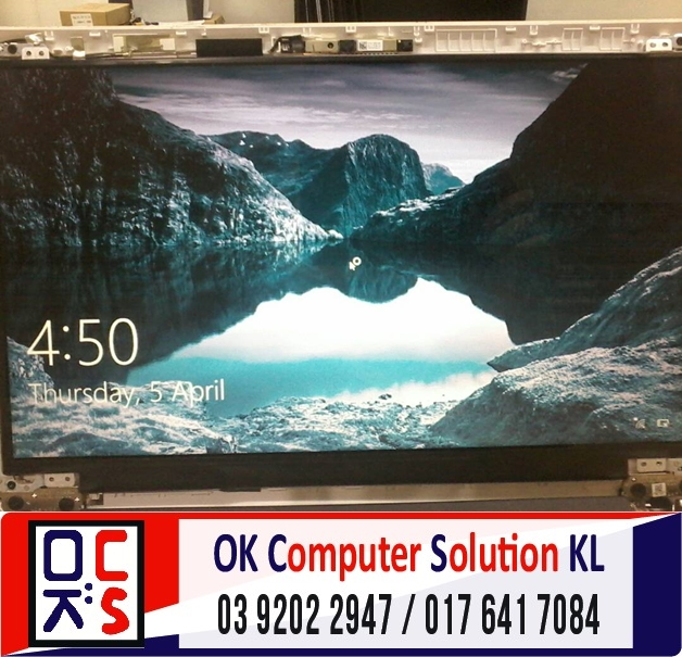 [SOLVED] SKRIN LAPTOP HP 15-AC045TX | REPAIR LAPTOP CHERAS 3