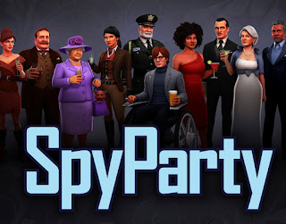 SpyParty PC Game Download Full Version
