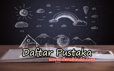 Contoh Penulisan Daftar Pustaka dalam Pembelajaran Bahasa Indonesia