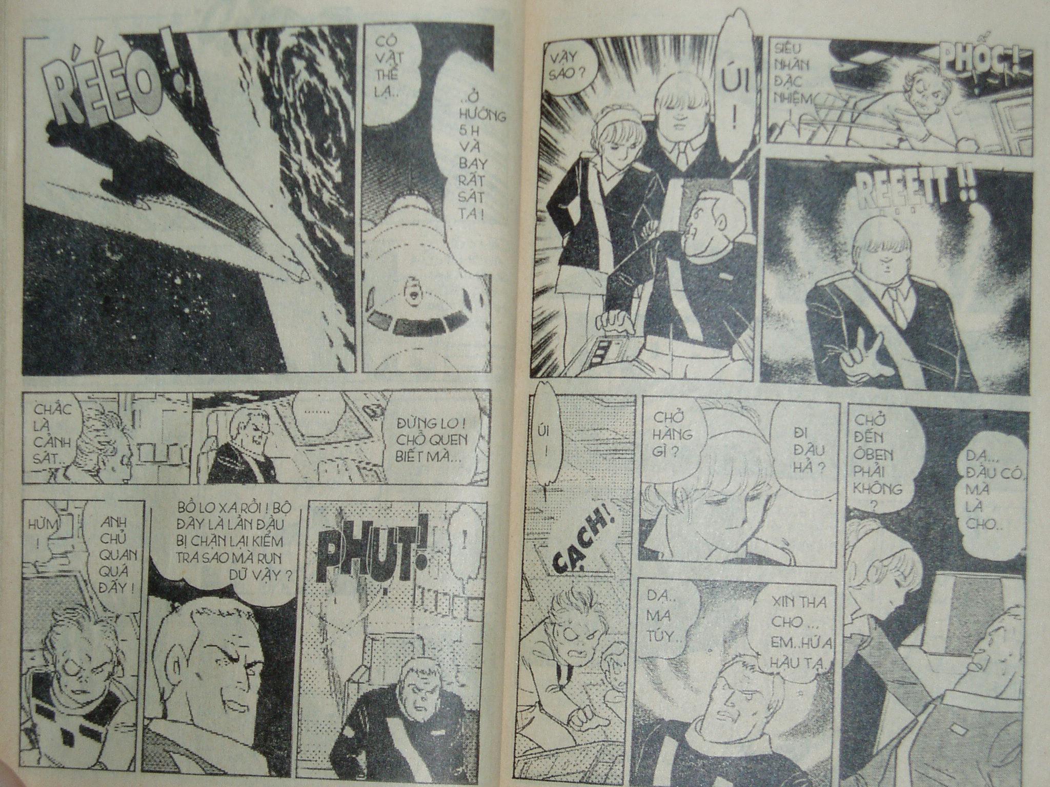 Siêu nhân Locke vol 13 trang 29