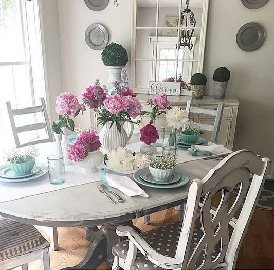 summer table decor ideas