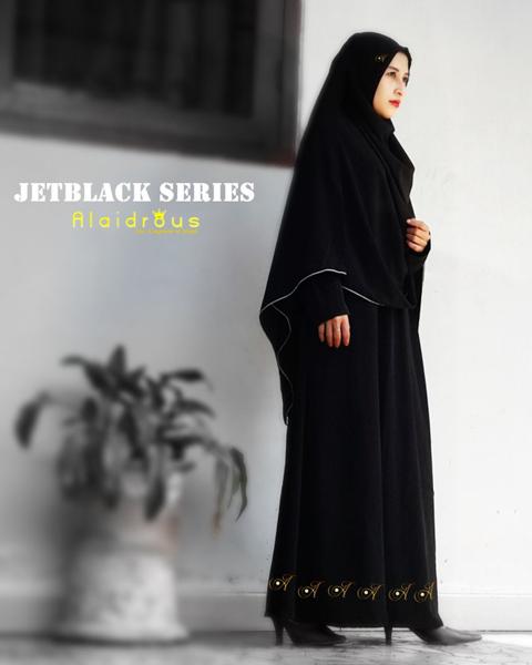 model baju jubah wanita arab