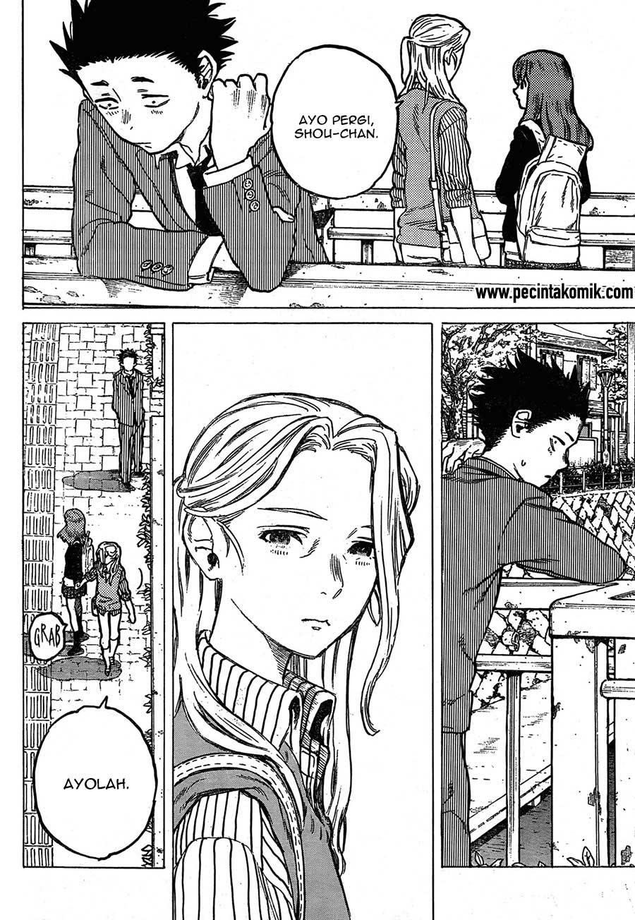 Koe no Katachi Chapter 07-8