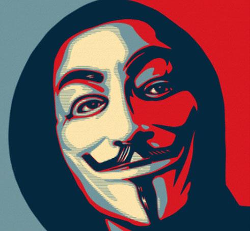 84 Gambar Topeng Hacker Anonymous
