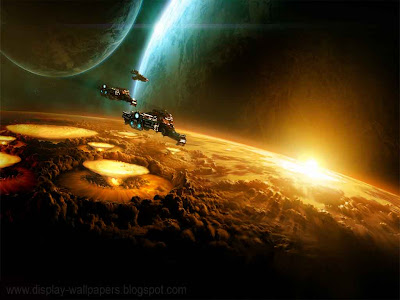 Space Hd Wallpapers For Pc