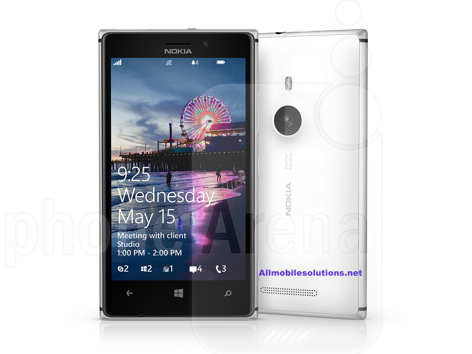 Nokia Lumia 925 (RM-892) Latest Firmware/Flash File Free Download