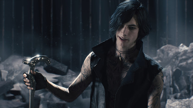 dmc 5 playable character v