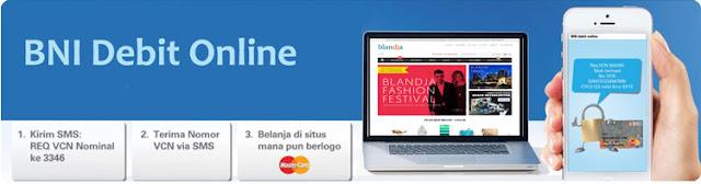 Kemudahan Pembayaran Online BNI