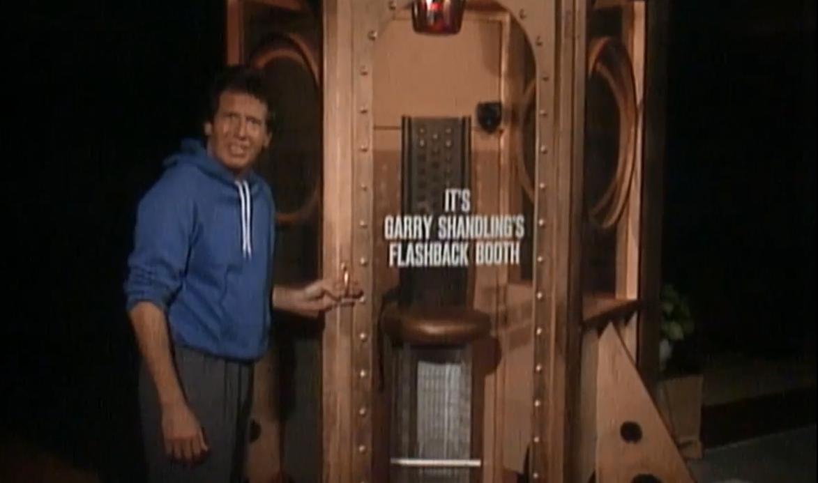 Larry sanders show masturbate
