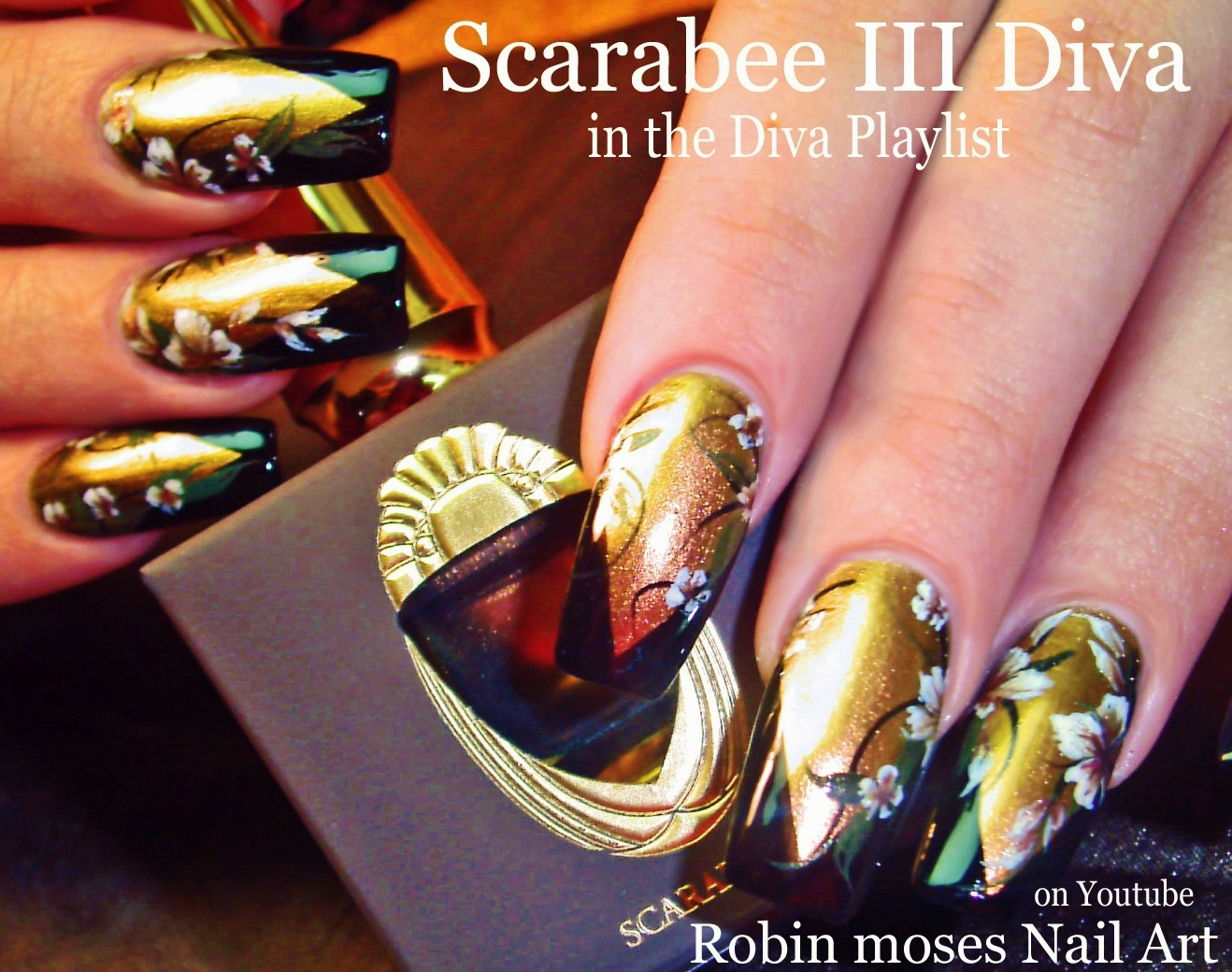 Nail Art by Robin Moses: September 2015