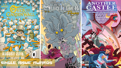 click here to read monthly comics highlight post for august 2016
