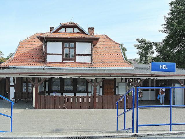 stacja PKP Hel