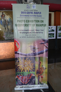Photo exhibition hosted by ENVIS Centre Manipur