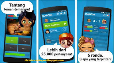 Download Game Duel Otak Di Android 2017