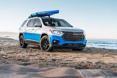 Chevrolet 2018 SEMA Recap