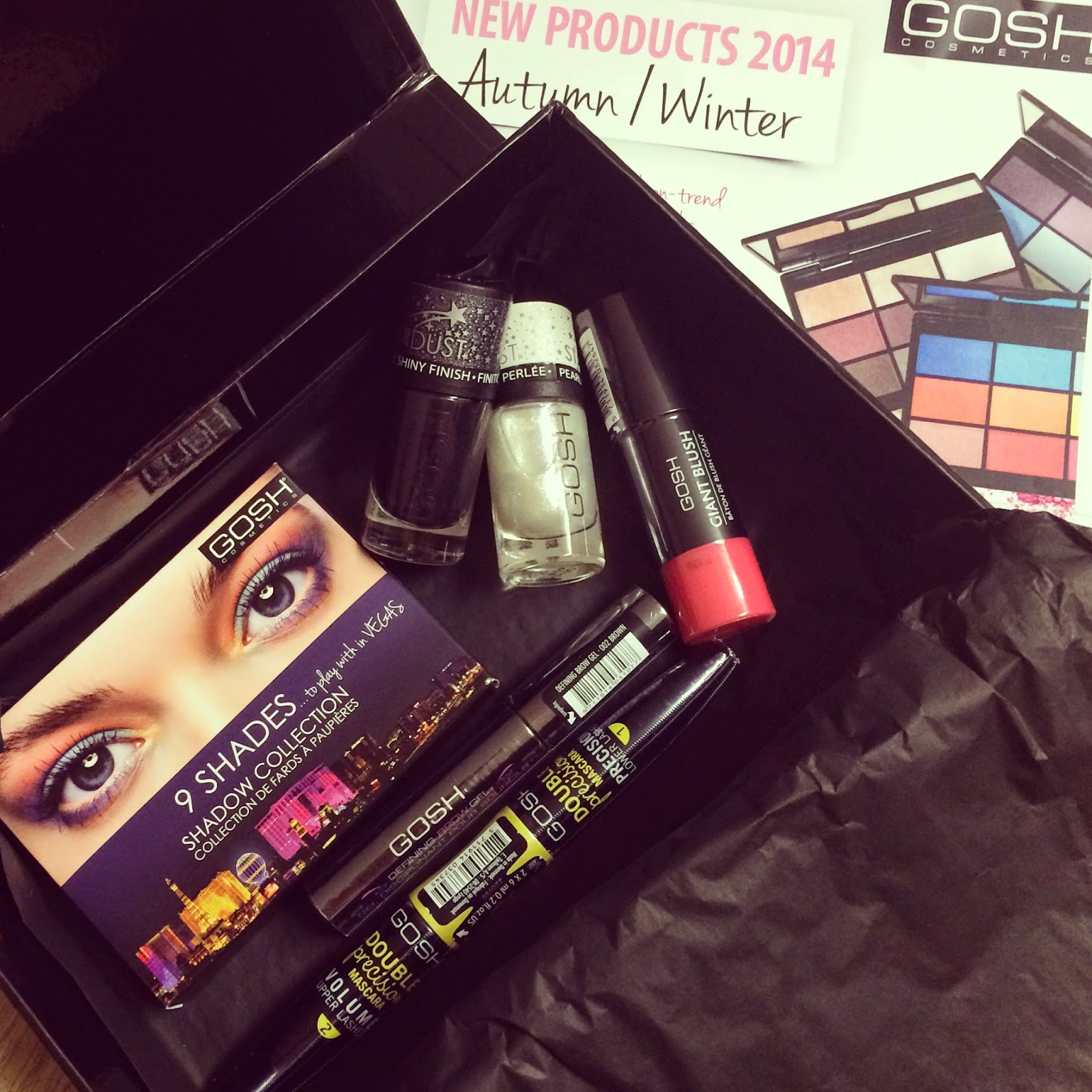 gosh-cosmetics-event-2014-autumn-winter-goodie-bag