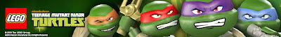 Juguetes : LEGO Tortugas Ninja