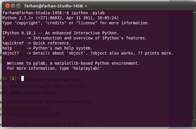 Python Tutorial : Installing IPython (Ubuntu) ~ Code 2 Learn