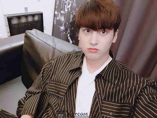Foto Selfie Chanwoo iKON - Chanu Selca Photos