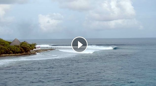 Bethany Hamilton at Pasta Point Maldives