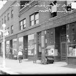 Today's Old Chicago Photo - Storefront in Chinatown