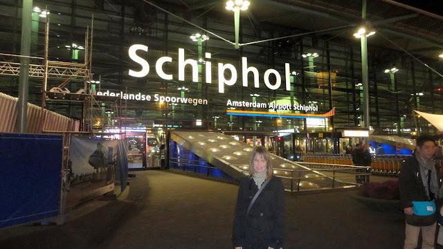 Schiphol Airport Amsterdam - Aeroporto de Amsterdam