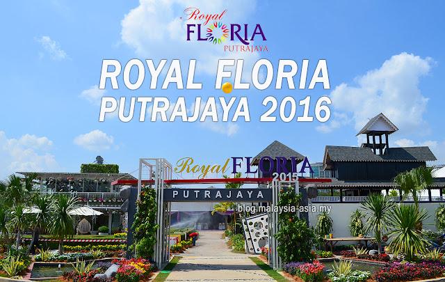 Putrajaya Floria