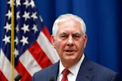 Trump Fires Rex Tillerson and Will Replace Him With C.I.A. Chief Pompeo