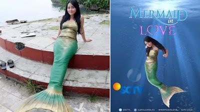 Profil Biodata Pemain Mermaid In Love SCTV