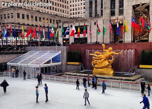 new york attraction rockfeller center