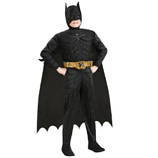 costum de carnaval - batman