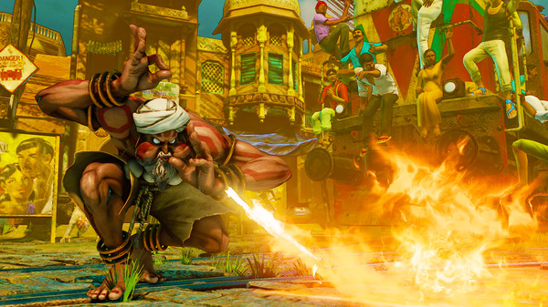 Street Fighter V PC Torrent