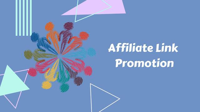 promote Affiliate Link