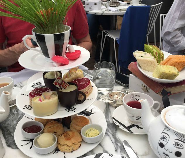 madhatters afternoon tea