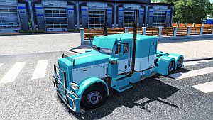 Old School skin for Peterbilt 389