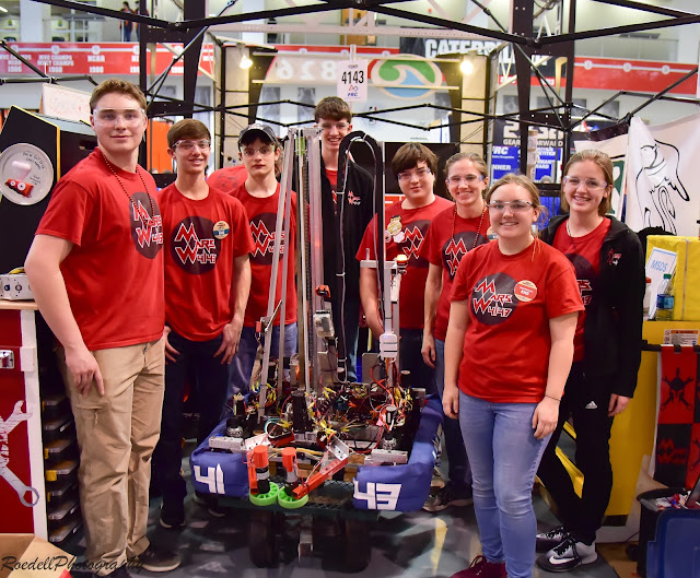 Metamora High School Robotic Team Competition