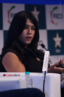 Ekta Kapoor Anurag Kashyap & Ramesh SippyAt at FICCI FRAMES 2017  0028.JPG
