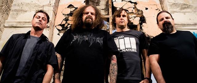 Napam Death Mítica banda birtánica de Grindcore