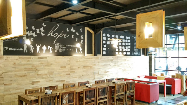 Hope Cafe and Resto