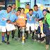 Equipe Restaurante da Meire conquistou o título do campeonato de futsal de Ilha Comprida 2018