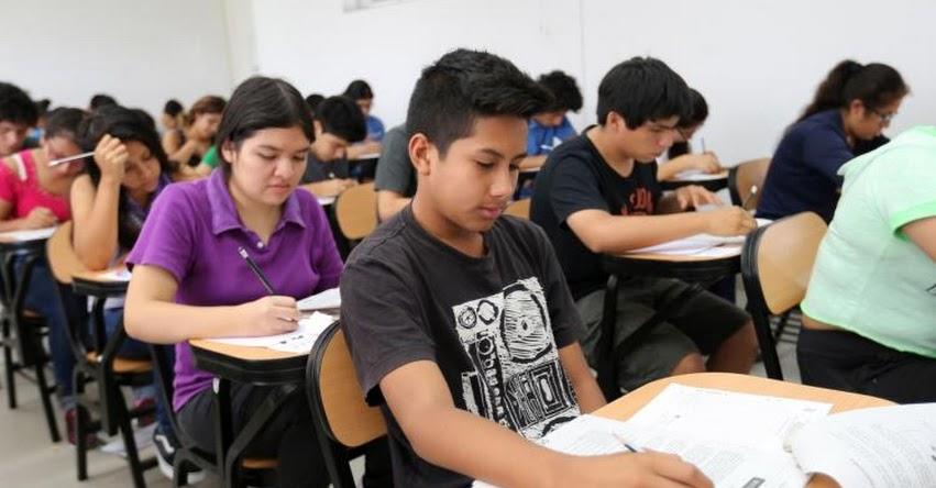 UNMSM Publicó Resultados Simulacro Presencial 2017-2 (19 Febrero) Examen de Admisión Universidad Nacional Mayor de San Marcos - www.unmsm.edu.pe