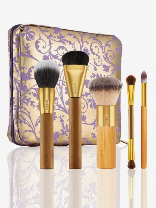 Bamboo Makeup Brushes: Makeup & Beauty Blog By Andy Lee Singapore: Brushed With
