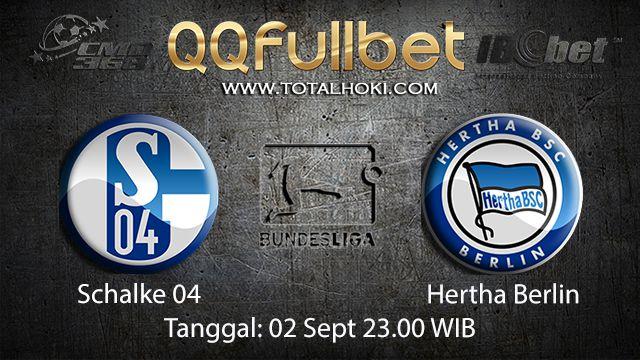 Prediksi Bola Jitu Schalke 04 vs Hertha Berlin 2 September 2018 ( German Bundesliga )