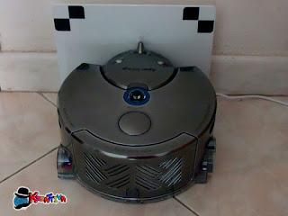 robot per pulizia dei pavimenti
