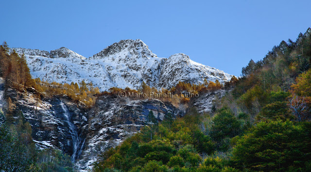 Valle Verzasca in autunno