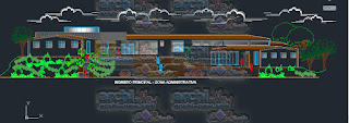 download-autocad-cad-dwg-file-administration-housing-cuts-and-elevation